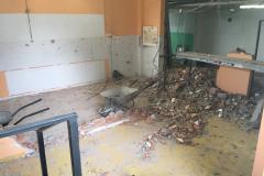Stavební úpravy v přízemí