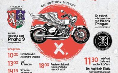 """Prosecké jaro a motorkářská """"MŠE"""""""